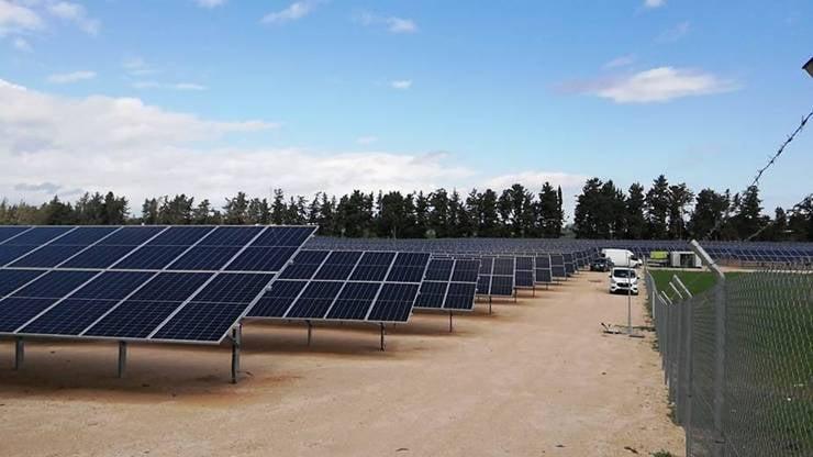 Δύο νέα συστήματα φωτοβολταϊκών με βάσεις της ΜΕΤΑΛΟΥΜΙΝ τέθηκαν σε λειτουργία